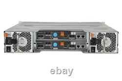 Dell PowerVault MD3400 6 x 10TB SAS