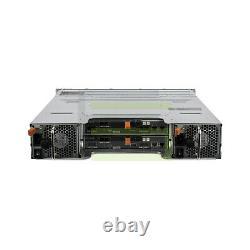 Dell PowerVault MD3420 Storage Array 24x 600GB 10K SAS 2.5 12G Hard Drives