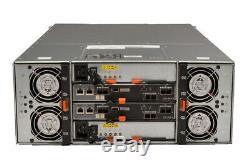 Dell PowerVault MD3460 60 x 4TB 7.2k SAS 6G, Dell Enterprise Class HDDs, Rails