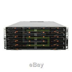 Dell PowerVault MD3460 Storage Array 60x 2TB 7.2K NL SAS 3.5 12G Hard Drives