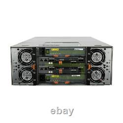 Dell PowerVault MD3460 Storage Array 60x 3TB 7.2K NL SAS 3.5 6G Hard Drives