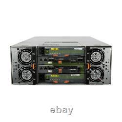 Dell PowerVault MD3460 Storage Array 60x 600GB 15K SAS 3.5 6G Hard Drives