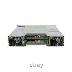 Dell PowerVault MD3600f Storage Array 12x 10TB 7.2K NL SAS 3.5 12G Hard Drives