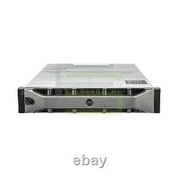 Dell PowerVault MD3600f Storage Array 12x 14TB 7.2K NL SAS 3.5 12G Hard Drives