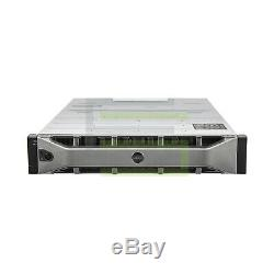 Dell PowerVault MD3600f Storage Array 12x 6TB 7.2K NL SAS 3.5 6G Hard Drives