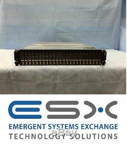 Dell PowerVault MD3820i 10GBASE-T iSCSI Storage Array 24x 3.84TB SSD 92TB