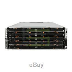 Dell PowerVault MD3860f Storage Array 60x 1.6TB SAS 2.5 12G SSDs