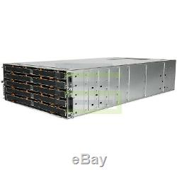 Dell PowerVault MD3860f Storage Array 60x 3TB 7.2K NL SAS 3.5 6G Hard Drives