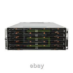 Dell PowerVault MD3860f Storage Array 60x 600GB 15K SAS 3.5 6G Hard Drives