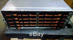 Dell PowerVault MD3860i iSCSI SAN Array 20x 8TB 7.2K SAS 160TB Raw Storage