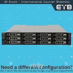Dell PowerVault ME4012 10G iSCSI 12 x 6TB 7.2k SAS