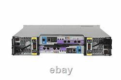 Dell PowerVault ME4012 10G iSCSI RJ -45 12 x 4TB 7.2k SAS