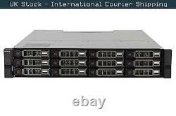 Dell PowerVault ME4012 16GFC/10G 12 x 12TB 7.2k SAS