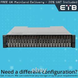 Dell PowerVault ME4024 12G SAS 24 x 960GB SSD SAS