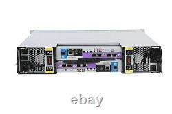 Dell PowerVault ME4024 12 x 1.92TB SAS, Dell Enterprise Class SSD, Rails
