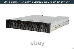 Dell PowerVault ME4024 16FC/10G 24 x 2TB SAS