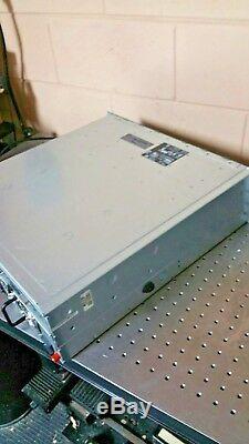 Dell PowerVault XM792 MD1000 Storage Array + 2x RAID CTRL'ER 0JT517 NO HD