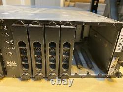 Dell Powervault 2205 220 Series Storage Array SCSI AMP01 0HD437 ONJ868