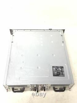 Dell Powervault AMP01 220 Storage Array with2 x CN-032038-13740-396-00UX FREE SHIP