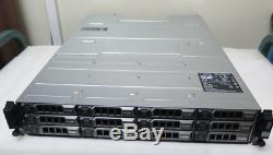 Dell Powervault MD1200 12x4TB SAS Storage Array Fully Tested and Operational