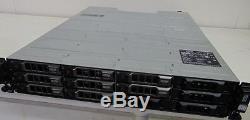 Dell Powervault MD1200 DAS- 16TB (8x2TB) 7.2K SAS-2xPSU-2xEMM