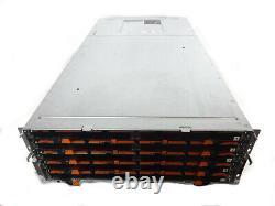 Dell Powervault MD3060E 4U 60Bay 3.5 2x 8X4HH Controller 2x 1755W Storage Array