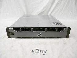 Dell Powervault MD3200 12x 4TB 7.2K SAS Hard Drive 48TB SAS DAS Storage Array