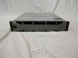 Dell Powervault MD3220i SAN 1Gb Storage Array 24x 1.2TB 10K SAS Hard Drives 28TB