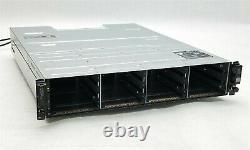 Dell Powervault MD3600i 12-Bay 3.5 Drive iSCAI SAN Storage Array with2600W PSU