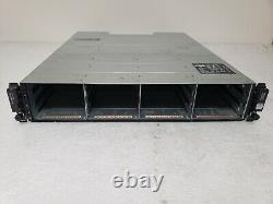 MD1200 E03J DELL POWERVAULT 12-BAY LFF 3.5 MD12 6Gb SAS 2U STORAGE ARRAY