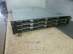 PowerVault MD1200 Raid Controlled Storage Array&